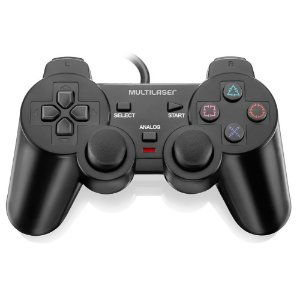 Joypad Dual Shock Play 2 Multilaser Js043