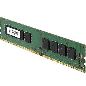 MEMORIA DDR4 MICRON DESKTOP 4GB 2133MHZ
