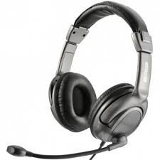 HEADSET USB COM MICROFONE FLEXIVEL PH043