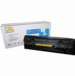 Toner Compativel HP CB435A CB436A CE285A