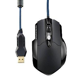 Mouse Profissional Gamerpro Laser Multilaser Mo191
