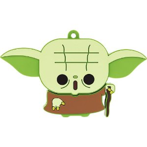 Pendrive Star Wars - Yoda 8gb Pd037