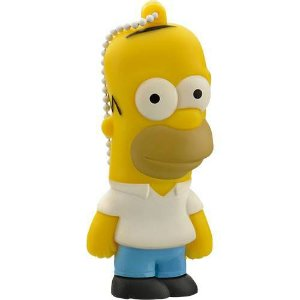 PENDRIVE SIMPSONS HOMER 8GB PD070