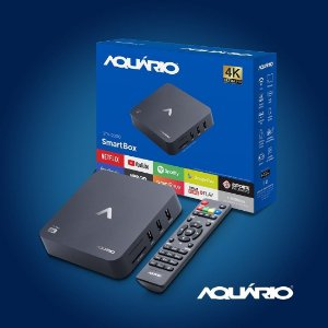 Smart Tv Box Aquario Android Stv-2000