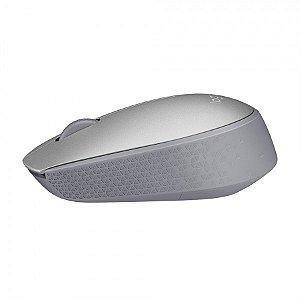 Mouse S|Fio Rc|Nano M170 Prata Logitech