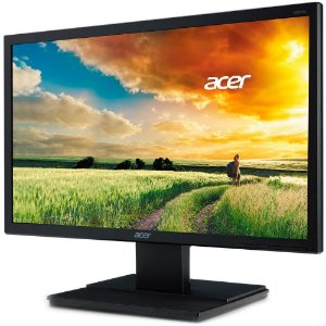 Monitor Acer LED 21.5´ Widescreen, Full HD, HDMI/VGA/DVI - V226HQL