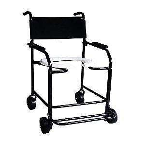 Cadeira de Banho Fixa Max – Braços e Pés Escamoteáveis - DUNE