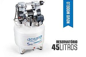 Compressor S45 – Geração II - SCHUSTER