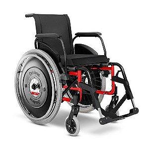Cadeira de Rodas AVD com Opcionais - ORTOBRAS
