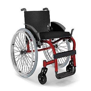 Cadeira de Rodas STAR LITE com Opcionais - ORTOBRAS