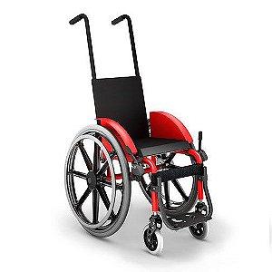 Cadeira de Rodas Mini M com Opcionais - Ortobras