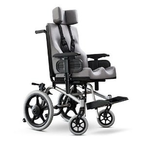 Cadeira de Rodas Conforma Tilt com Opcionais - Ortobras