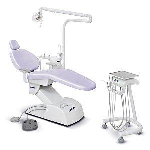 Consultório 3T Cart + Mocho - D700