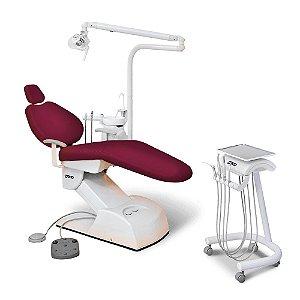 Consultório 4T Cart + Mocho - D700