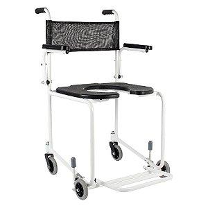Cadeira de Rodas Banho B4 - ORTOMOBIL