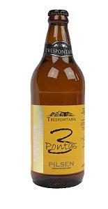 Cerveja Trespontana 3Pontas Pilsen