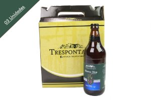 Kit para Presente com 03 Cervejas Hamsa Hop American Ale