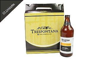Kit para Presente com 03 Cervejas Rivotrigo Weissbier