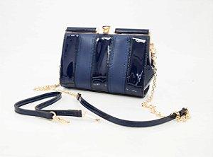 Bolsa Carteira Azul Pequena - V&V Finder