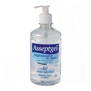 Alcool Gel Asseptgel (440g)- Start