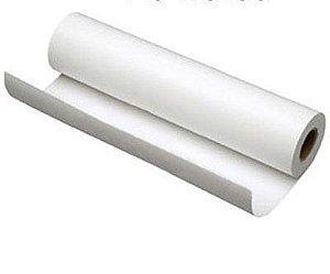 Lençol de Papel 100% Celulose 60cmX50m (Rolo)