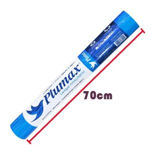 Lençol Hospitalar 100% Celulose 70cmx50m - Plumax