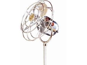 Ventilador W30C Coluna Cromado 110v Gerbar