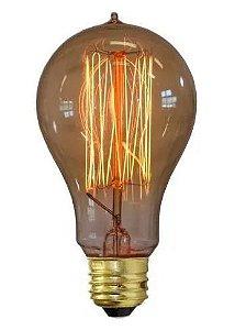 Lampada de Filamento de carbono 40wx127v A19