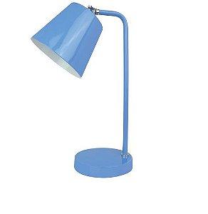 WL14040A 1T BLUE  Luminaria Azul Cupula Movel  Premier