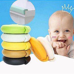 Protetor Quina Cantoneira Segurança Bebê