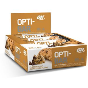 Opti-Bar (Caixa c/ 12un) - Optimum Nutrition