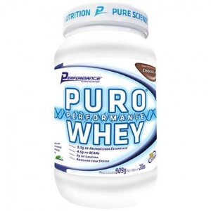 Puro Whey 2lb (900g) - Performance Nutrition