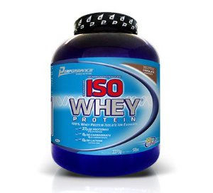 Iso Whey 5lb (2273g) - Performance Nutrition
