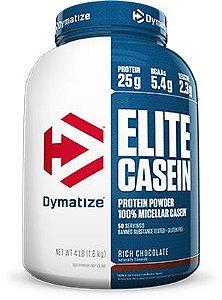 Elite Casein 4lb (1,8kg) - Dymatize