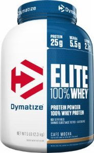 Elite 100% Whey 5lb (2,3kg) - Dymatize