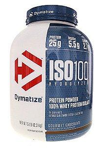 ISO100 100% Hydrolized 5lb (2,3kg) - Dymatize