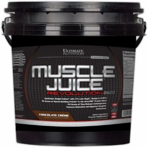 Muscle Juice 2600 10lb (4,5kg) - Ultimate Nutrition
