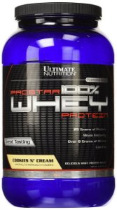 ProStar 100% Whey Protein 2lb (907g) - Ultimate Nutrition