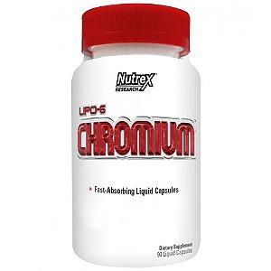 Lipo 6 Chromium (90 cápsulas) - Nutrex