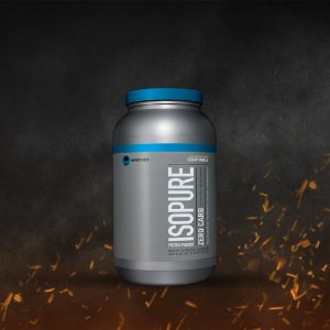 Isopure 3lb (1,3kg) - Natures Best
