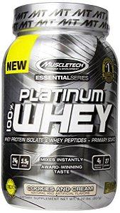 Platinum 100% Whey 2lb (900g) - MuscleTech