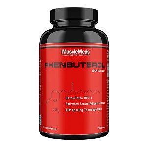 Phenbuterol (120 cápsulas) - MuscleMeds
