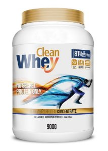 Clean Whey Concentrate (900g) - Glanbia