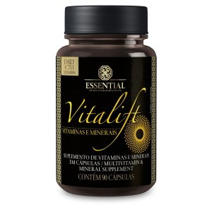 Vitalift 90 cápsulas - Essential Nutrition
