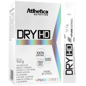 DRY-HD (20 STICKS) - Atlhetica Nutrition