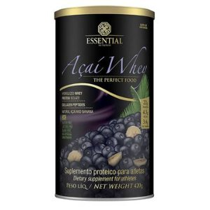 Açaí  WHEY (420G) - Essential Nutrition
