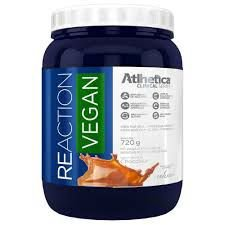 Reaction Vegan (720g) - Atlhetica Nutrition