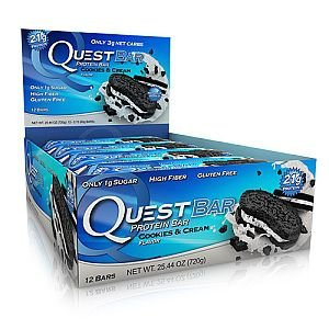 QUEST BAR (CX COM 12) - QUEST NUTRITION