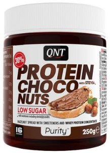 PROTEIN CHOCO NUTS (250G) - QNT