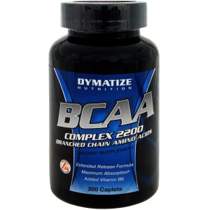 BCAA COMPLEX 2200 (200CAPS) - DYMATIZE